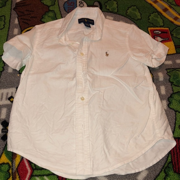 Polo by Ralph Lauren Other - Button down white polo shirt